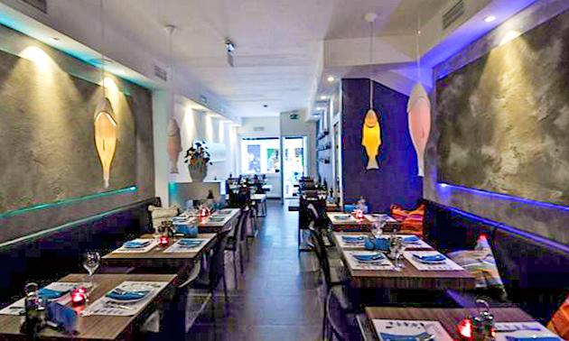 Mythos Grieks restaurant