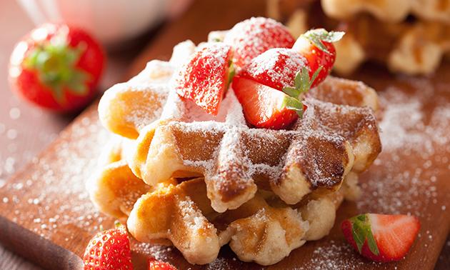 Ontbijt Eiland Brugge