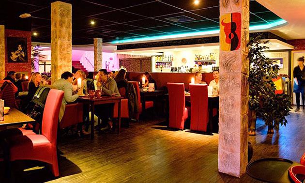 Restaurants In Huizen : Ramblas huizen all you can eat tapas dessert: bespaar 28%