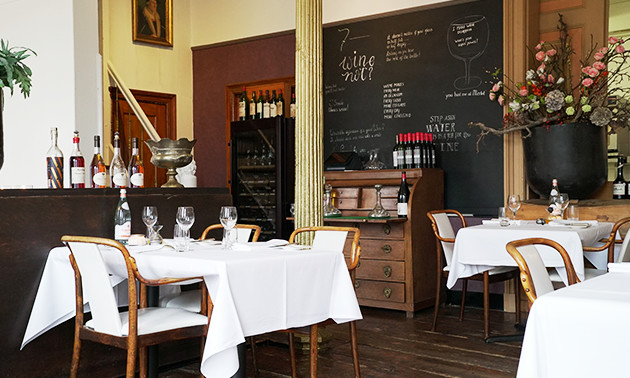 Restaurantje Nummer 7