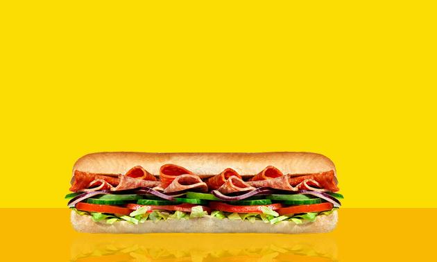 Subway Asten