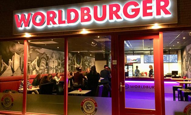 WorldBurger Tilburg