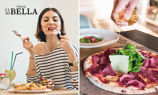 Pizza by Osteria